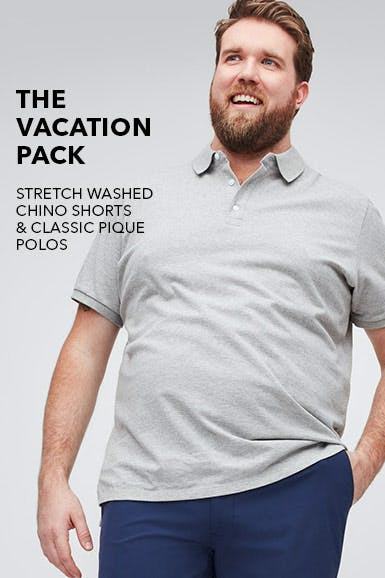 Save thirty size dollars When You Buy 1 of Each with Code VACAYREADY. Full-Priced Styles Only.