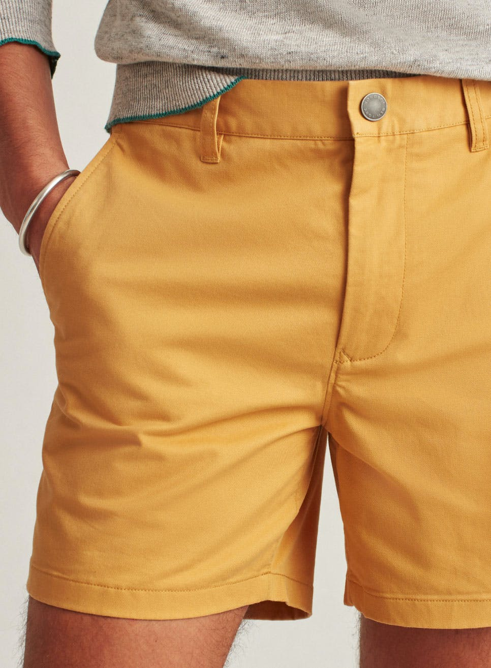 image of all Stretch Washed Chinos Short colors