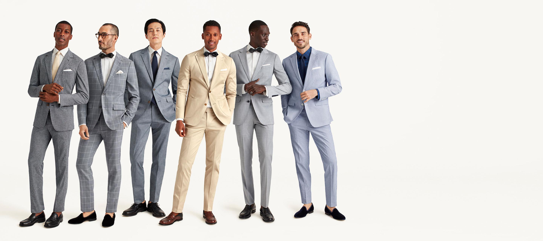 image of men wearing suits