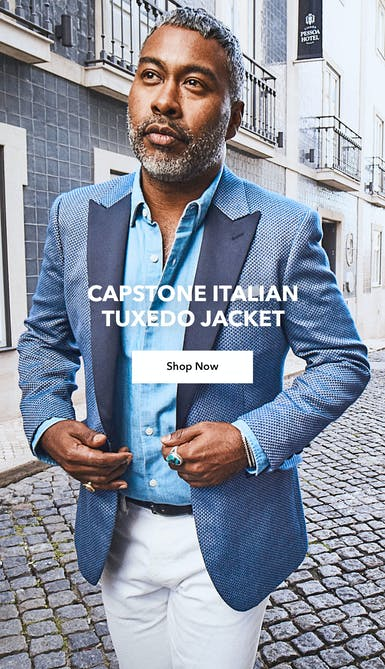 shop the capstone italian tuxedo jacket