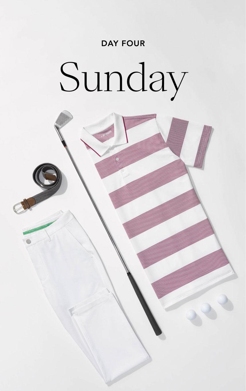 Sunday look