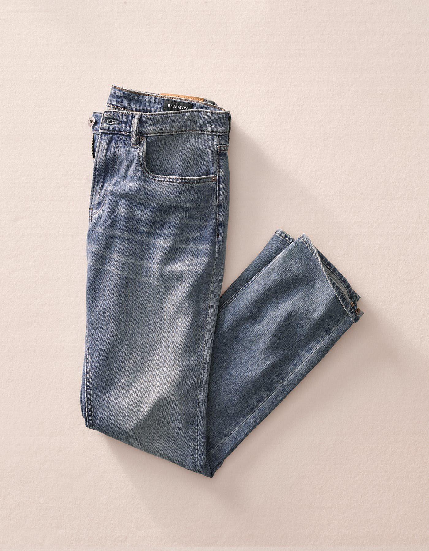 Image of a Grey Jean