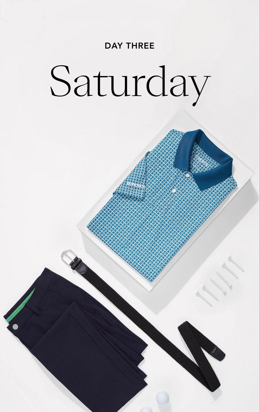 Saturday look